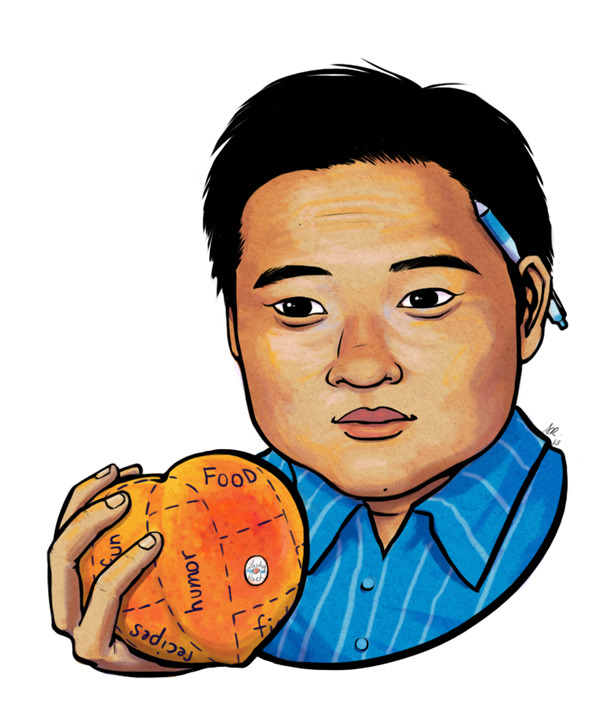 inconnumag:  Chris Ying is one Lucky Peach, and we got to take a big bite into the editor-and-chiefs juicy life. Learn everything you could ever want to know in inconnu's exclusive interview.  Chris Ying is the nicest and he signed my copy of Lucky Peach's Apocalypse issue and then Andrew Knowlton took a picture of it all happening and i almost died.