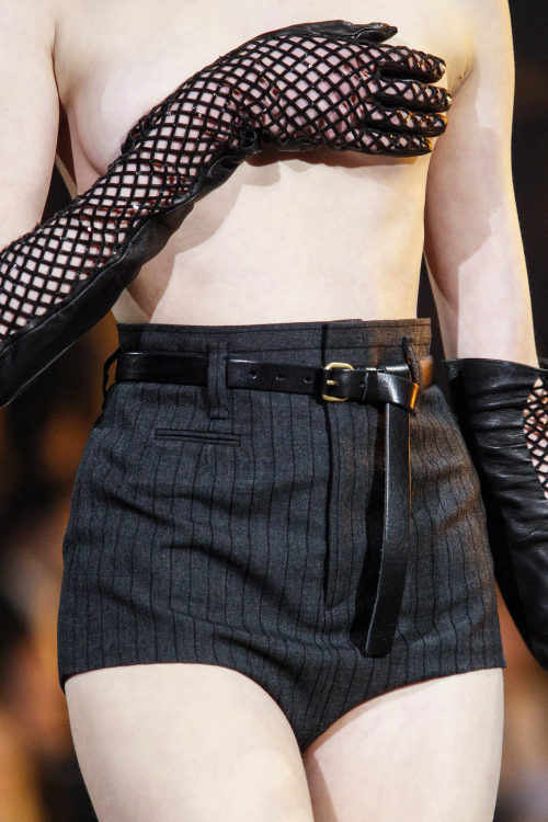 Marc Jacobs, fall 2013