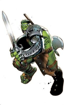 magnificentmarvels:  World War Hulk by Olivier Coipel Marvel Comics