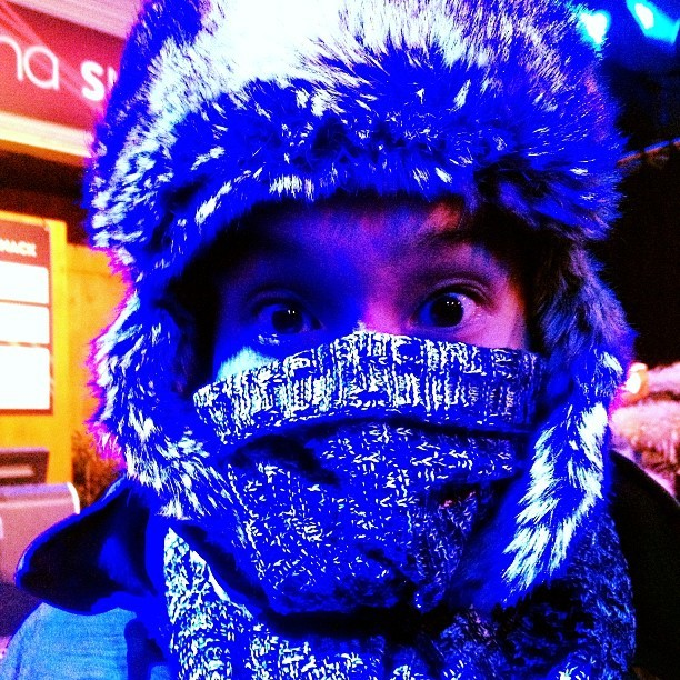 IglooFRESH. @_ej  #igloofest (at Igloofest au Vieux-Port)