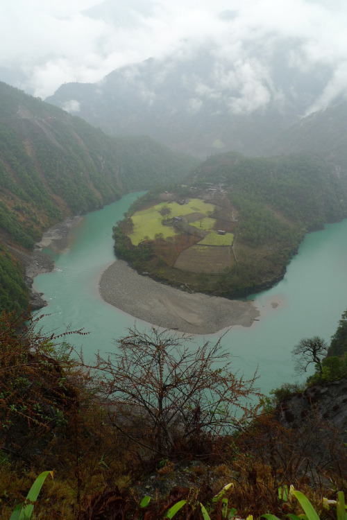 4nimalparty:  Bingzhongluo, Yunnan, China (by meckleychina)