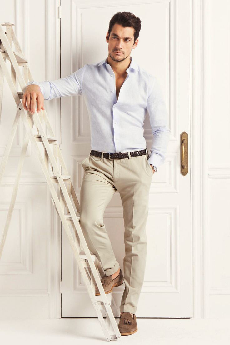 @DGandyOfficial for @massimodutti  Great look