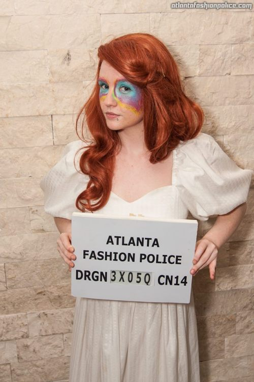comicbookcosplay:  The Wicked and the Divine. Submitted bypaigeallison08