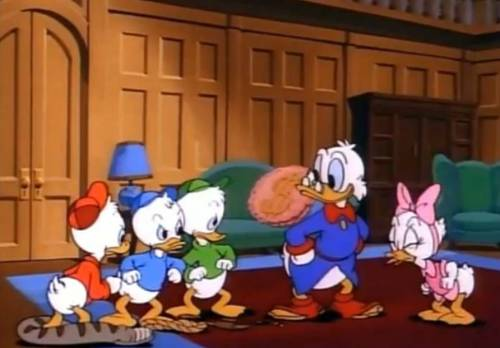 unclescrooge:  Kids, play nice.