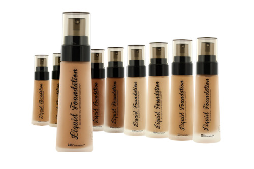 Try BH Cosmetics NEW Liquid Foundation for only $4.50!! BH Cosmetics recently came out with their first liquid foundation.  Regularly it retails for a little over $8, but is currently 50% off!  This is a really nice foundation that comes in 10 different shades and provides medium to full coverage.  It is also fragrance free! Other deals available on BH Cosmetics right now… On orders over $25, get a Cool Matte Eyeshadow palette or a Lip Palette for only $7! 120-Shade Eyeshadow Palettes under $15; 88-Shade Eyeshadow Palettes under $10, and lots of other goodies under $5!! So go to this site right now before the sale ends, and get your package before Christmas!