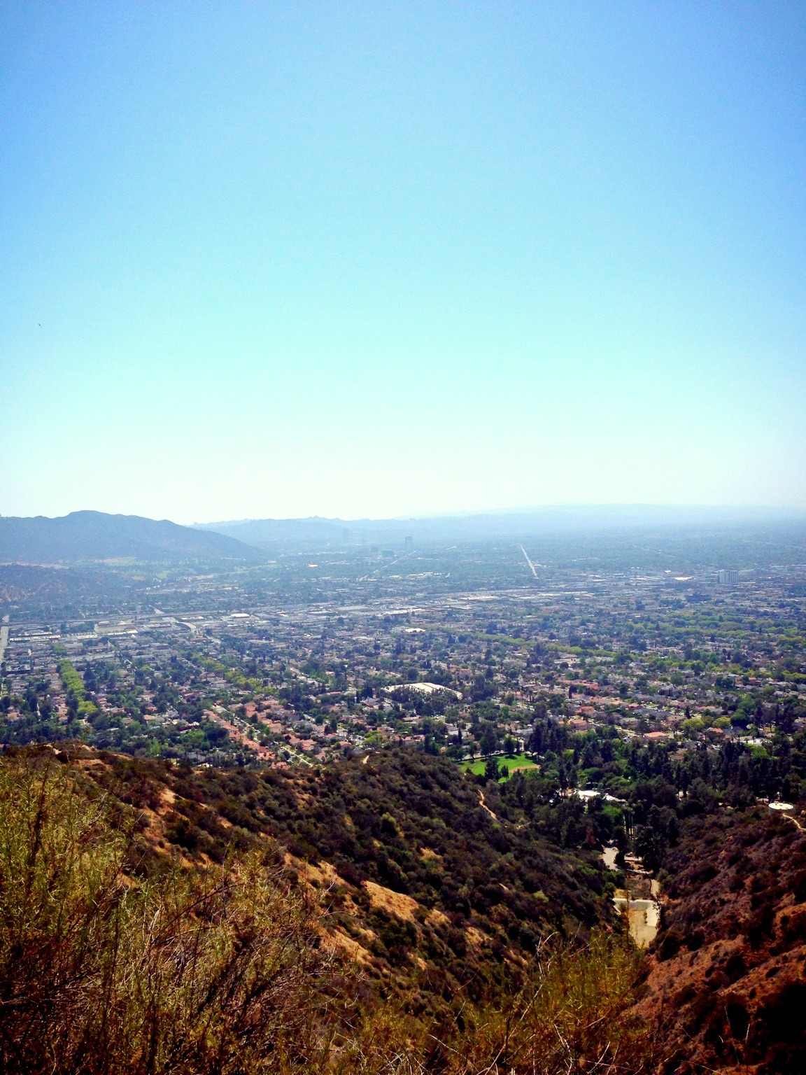 #Glendale – View on Path.