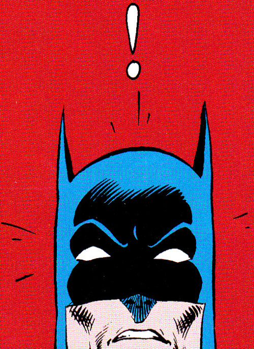 jthenr-comics-vault:  Metal Gear Batman by George Perez