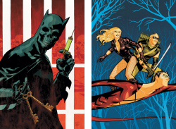 Detective Comics #865  |  Green Arrow/Black Canary #9