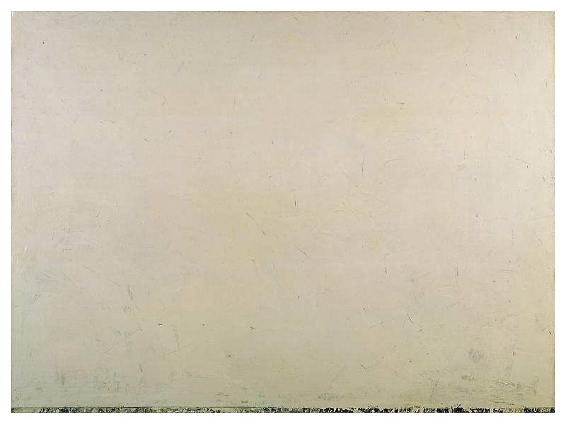 Brice Marden Return I1964-65Oil on canvas50 x 68 inches; 127 x 173 cm http://www.matthewmarks.com/