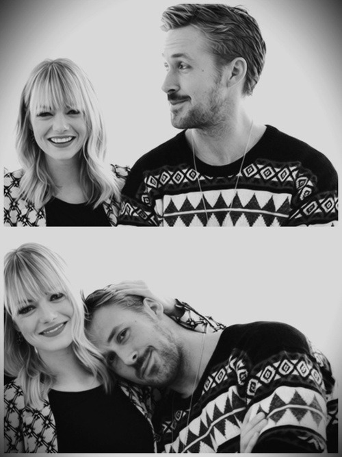 prozac-prince:  Ryan Gosling   two of my favourite people. just get married.