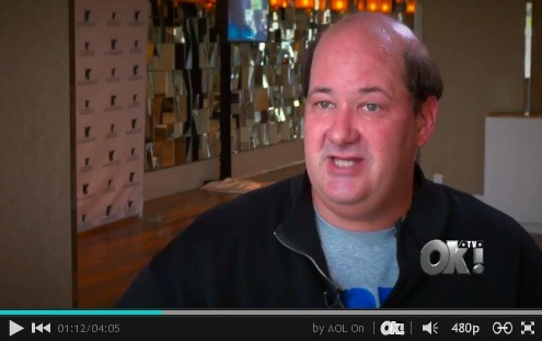 Brian Baumgartner talks to OK! Magazine about the end of The Office