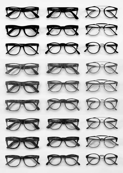 Glasses hard to choose..