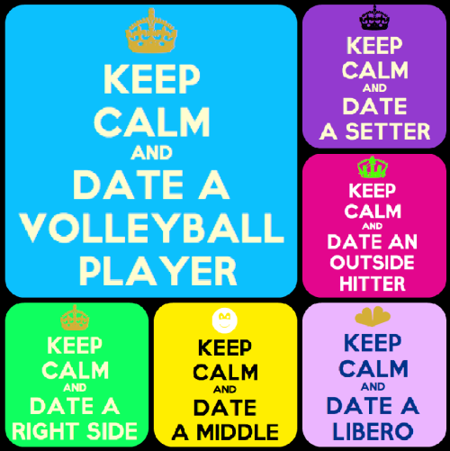 quotes about dating a volleyball player Here you can find relevant page titles to augment and accent your dating (18) joy & happiness (45 quotes, or title ideas to share with other members.