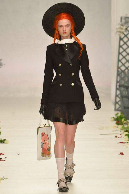 Meadham Kirchhoff for Spring '14