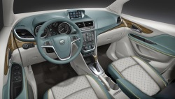 "In October 2012, Buick launched the Pinboard to Dashboard program as part of the Buick Encore launch. Ten of the top design, fashion, food and lifestyle bloggers traveled to Detroit, MI for an exclusive trip behind the scenes of the Buick Design Center. After meeting the design team and exploring the vehicle, each blogger developed a Pinterest board showcasing how the Buick Encore speaks to their personal style and life passions. Five designs were then selected as finalists and shared with lifestyle editors to cast their vote for one leading concept. Michael Wurm Jr.'s pinboard was chosen in December 2012 as the inspiration for the Buick design team. His personalized, stylized Encore was brought to life this week at the 2013 New York Auto Show. Wurm shared, ""My design was all bright happy colors and I'm glad the editors enjoyed that."" The Buick design team used the imagery from Michael's pinboard to create unique interior and exterior Encore design concepts. Designer Melissa Puppos said, ""This is the fun part of being a designer. I took Michael's images and made my own inspiration board. The aqua and honey tones really stood out. I tried to incorporate those into my own 2D art.""      Fellow designer Ven Lai explained, ""What Michael did that we found awakening and challenging was to take the customer outdoors. We fell in love with the theme of going outdoors for the customer and we really implemented it. From a design perspective, Michael's vision and pinboard really elevated the brand for a youthful demographic."" Want to learn more about the Buick design process? Come behind the scenes with the Buick design team to learn how they turned Michael's inspirations into 2D design concepts:"