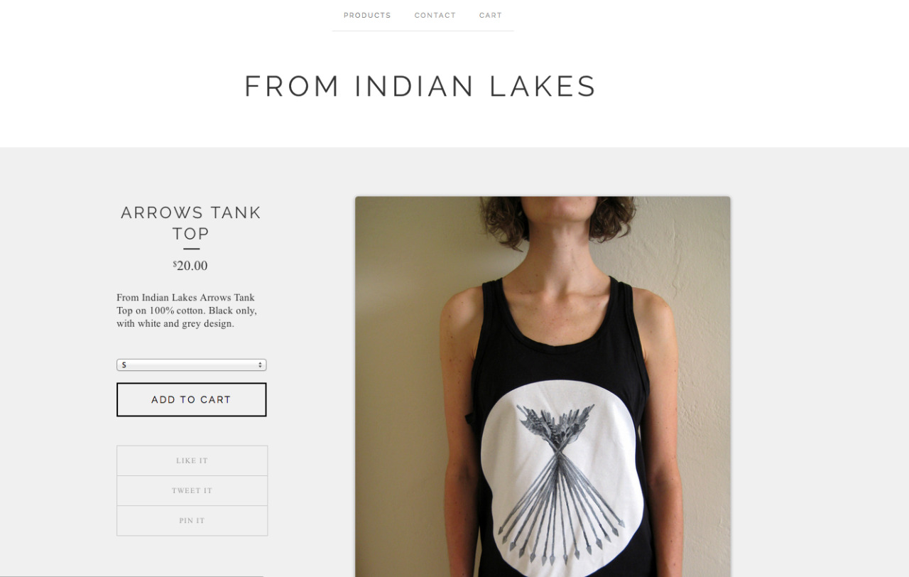 Go to our Store and check out our new Tank Top. If you purchase it, tweet about it with your name and city and use the hash tag #FILsummer to be entered into a raffle to be guest listed on an upcoming tour date!