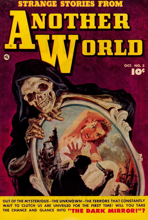 Strange Stories from Another World (No.3, 1952)Cover Art by Norman Saunders