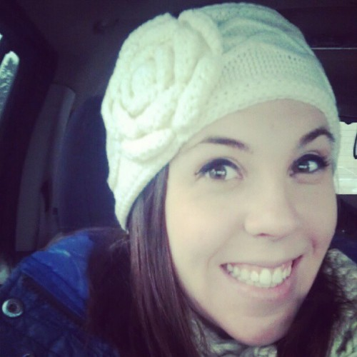 Finally got one of those ear-warmer headband things! #traversecity