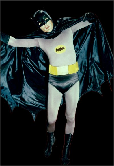 1950sunlimited:  The Batman c.1966 Legions of Gotham