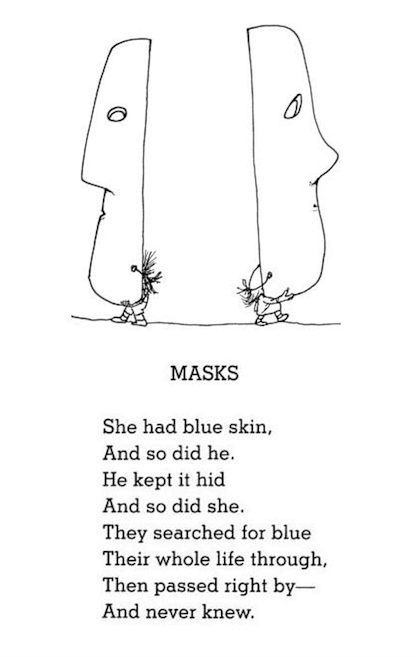 poetry two of my favorite poems by Shel Silverstein bussykiller •