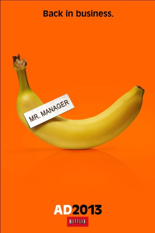 thebluthcompany:  Netflix's 'Arrested Development' Teaser Posters [via]