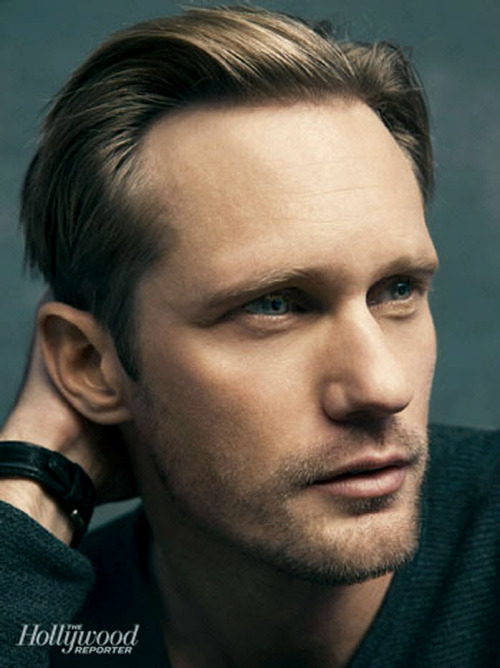 santress:  Alexander Skarsgard photographed by Austin Hargrave for The Hollywood Reporter (Sundance Film Festival 2013). (Original:  HollywoodReporter.com)