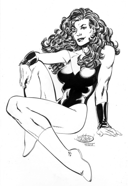 She Hulk By John Byrne
