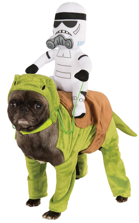 laughingsquid:  Star Wars Costumes For Dogs