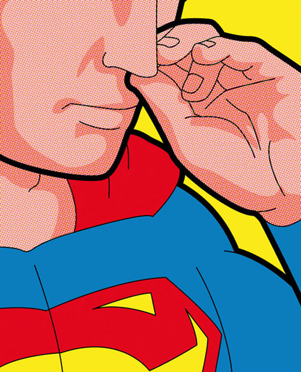 Secret Hero Life by Grégoire Guillemin
