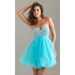Dress   (see more strapless homecoming dresses)