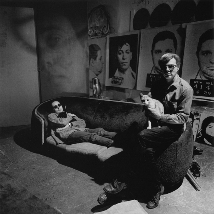 Andy Warhol, Robert Indiana & Sam