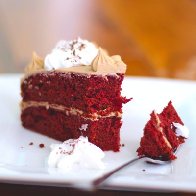 Healthified Red Velvet Cake!