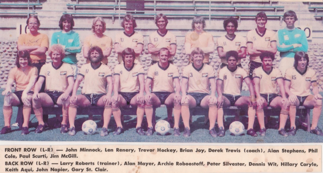 xiquarterly:  Former NASL side, the San Diego Jaws, during their only year of exist in 1976.