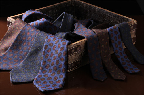 Luciano Barbera - Fall Ties
