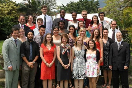 A warm welcome to the 170+ Peace Corps Volunteers who were sworn in over the last month!