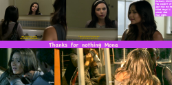 WAy to go Mona