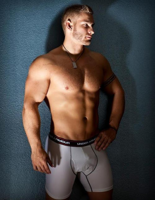 jockboynextdoor:  UA compression shorts