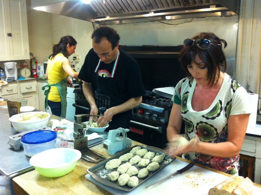 Mangiamo e parliamo Italiano. Cooking demonstration - Passatempo: The best meetups for Italian Language & Culture, Washington, DC