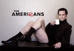 menmountain:  The Americans.