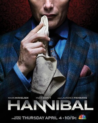 I'm watching Hannibal                        317 others are also watching.               Hannibal on GetGlue.com