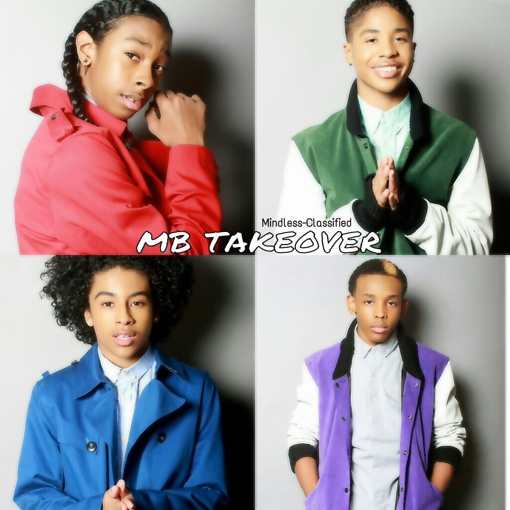 mindless-classified:  MB IS TAKEOVER!!!!  Stay Mindless!!