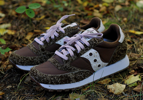 "Saucony x Anteater ""Nature of the Beast""."