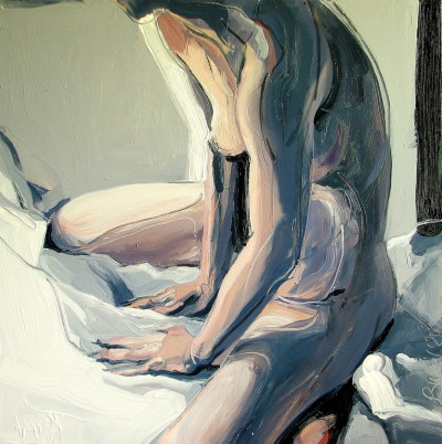 """Morning Nude"" by Robert Bubel"
