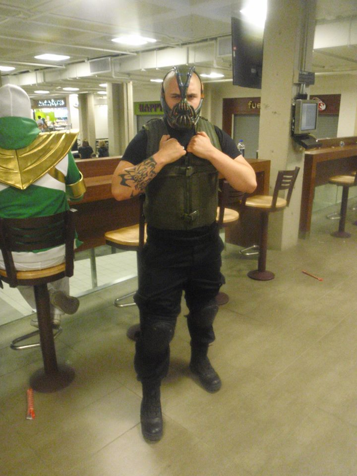 [Found]Bane at Otafest 2013cosplayparadise.net