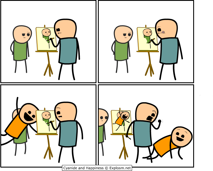 pleatedjeans:  cyanide and happiness