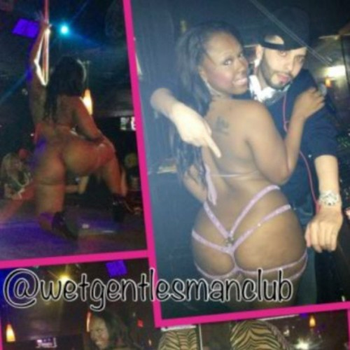 Had too much fun at @wetgentlemensclub s/o to my favorite DJ @djreymo going hard all night!  (at Wet)