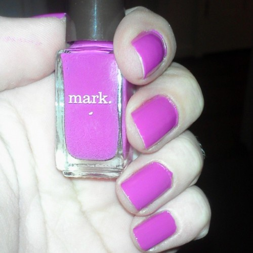#mark #fuschia-istic #notw #nails #fff #followforfollow #beauty #blogger #mani #manicure #spring