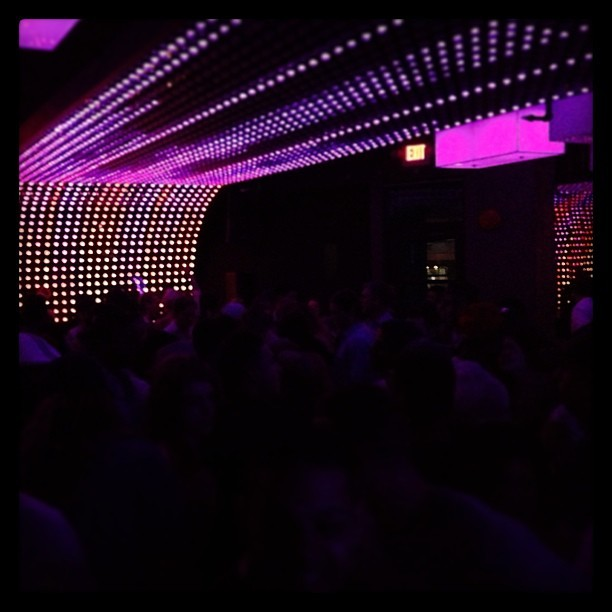 L.E.D. REUP TRIPPY SH!T @LED_BAR #TURNUP #VANCOUVER  (at L.E.D. Bar)