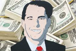 workingamerica:  Scott Walker Refuses to Name Defense Fund Donors  http://www.fox47.com/newsroom/top_stories/videos/walker-doesnt-name-donors-legal-fund-6118.shtml