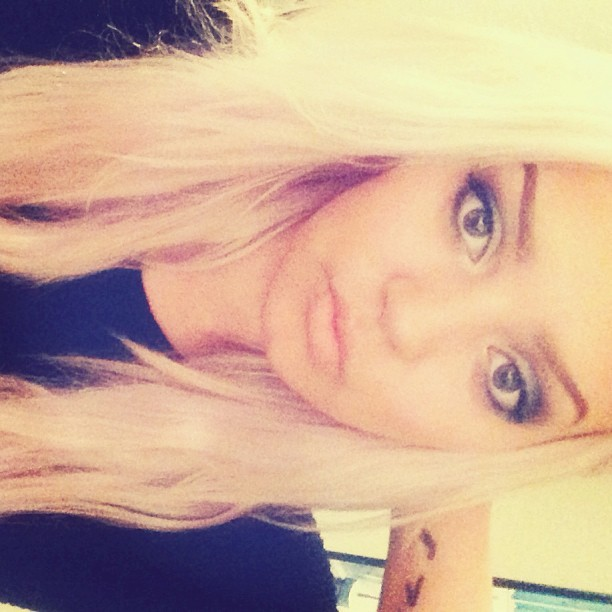 Yeaaah If someone could make me blonde again without killing my hair that'd be great #fbf